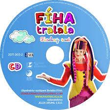 fiha tralala dvd fíha tralala farebný svet cd s pesničkami hračky online