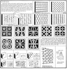 Friday Fun Concrete Block Bingo Sheet – Preservation in Mississippi