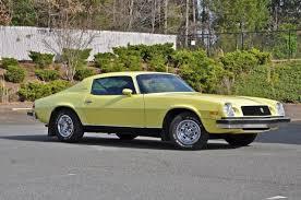 chevrolet camaro 1974 1974 chevrolet camaro lt 29 000 original survivor unrestored