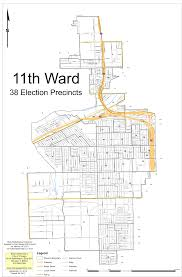 Chicago Ward Map Chicago Voting Precinct Map