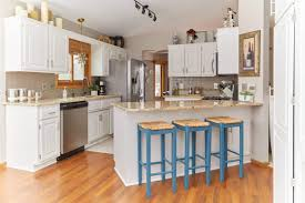 zurich white kitchen cabinets the best way to paint your kitchen cabinets refashionably late