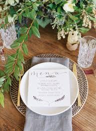 prã sentation menu mariage menu et plan de table cmonanniversaire