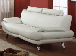 Modern Furniture Depot by Full Bonded Leather Modern Sofa W Optional Chair Loveseat