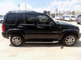 03 jeep liberty renegade 2003 jeep liberty renegade 4dr suv in houston tx amt auto sales llc