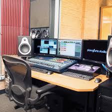 Studio Monitor Desk by Recording Studio U2014 Pianoforte Chicago