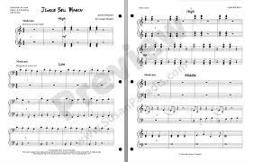 jingle bells march susan paradis piano teaching resourcessusan