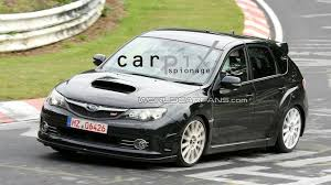 subaru impreza old subaru impreza wrx sti spec c spied on the ring