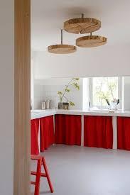 rideau cuisine rideau moderne fenetre cuisine