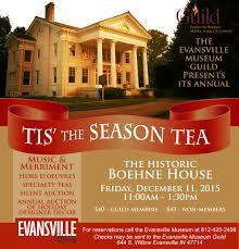 museum guild u2013 tis the season tea ad u2013 evansville living u2013 joelle