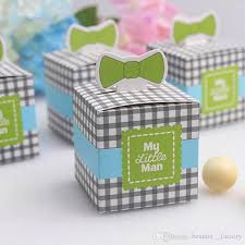 wrapping paper box mustache candy box my baby tie baby shower boy birthday