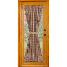 french door curtains for the impressive door curtains contemporary