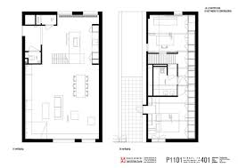 Modern Apartment Plans by Apartment Singel By Laura Alvarez Architecture
