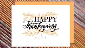 33 thanksgiving card templates free premium