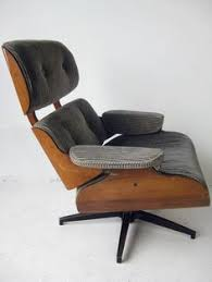 Plycraft Eames Chair Warrior Eames Lounge Chair And Ottoman Reupholstered By Hume