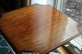 To Care For Wood Furniture
