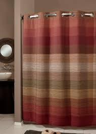 Hookless Vinyl Shower Curtain Stratum Hookless Shower Curtain