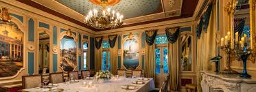 Royal Dining Room 21 Royal At Disneyland Costs Around 15 000 For An Unforgettable