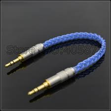 aliexpress buy hot gold plated 5mm 3 5mm tungsten hi end audio 3 5mm stereo cable 3 5mm to 3 5mm cable gold plated