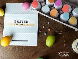 easter egg dye kits easter egg dye kit the crafting
