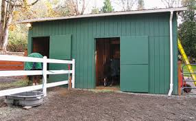 prepare your horse farm for winter expert advice on horse care