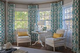 Gray And Turquoise Curtains Turquoise Curtains Contemporary Bedroom Glass Interior
