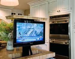 tv in kitchen ideas tv in kitchen kitchen tv mount ideas dmujeres