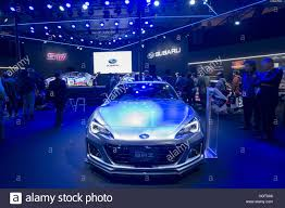 sport subaru brz tokyo japan 13th jan 2017 the subaru to debut brz sti sport