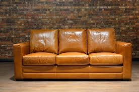 Old Leather Sofa Furniture Awesome Design Distressed Leather Sectional For