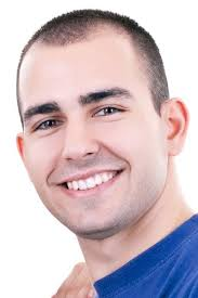 short haircut fine recessed hairline medium buzzcut for receding hairline on haircuts for men