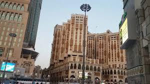 al bait clock tower abraj al bait towers and masjid al haram premises