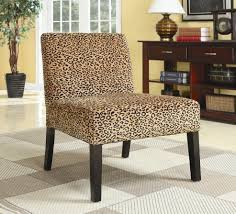 Leopard Print Swivel Chair Modern Accent Chairs For Your Living Room Wide Selection
