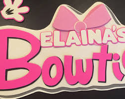 minnie s bowtique minnie bowtique etsy