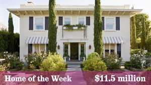 Amy Neunsinger 1920s Italianate Estate In Beverly Hills La Times