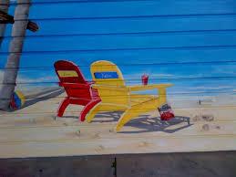 outdoors archives murals wall art hand painted outdoor beach mural idea