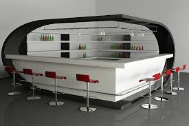 minimalist home bar rendering all about interiors pinterest