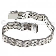 men white gold bracelet images Gold bracelet for men 22 k jpg