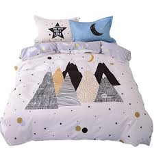 Duvet Sets Twin Svetanya Forest Print Bedclothes Bedding Sets Twin Full Queen Size