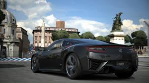 Acura Nsx Black 2016 Honda Acura Nsx Carsfeatured Com