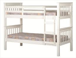 Bunk Bed White Bunk Bed White