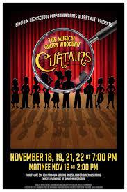 Curtains Music Bingham High