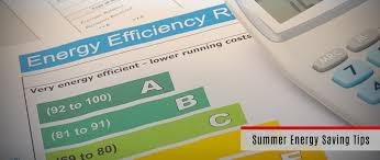 energy saving tips for summer summer energy saving tips polam federal credit union