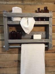 cave bathroom accessories bathroom bathroom towel rack wood towel rack bathroom shelf