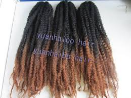 ombre marley hair stock 20 two tone synthetic hair ombre 1b blonde marley twists