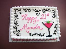birthday cake martini 21st birthday martini cake linda u0027s kitchen flickr