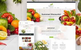 theme wordpress agriculture farm food wordpress theme