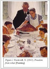 a rockwell and currin thanksgiving