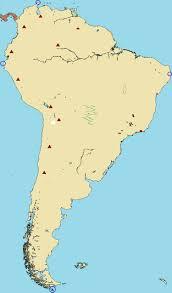 South America Map Physical by Physical Geography Of South America Quiz By Aztlan Historian
