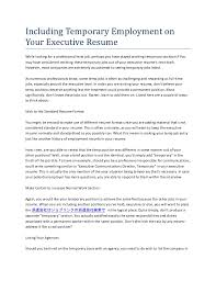 How To List Jobs On Resume Camp Counsellor Resume Example Deleuze Pure Immanence Essays On A