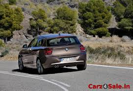 lowest price of bmw car in india a low budget car from bmw by 2013 1 series carz4sale