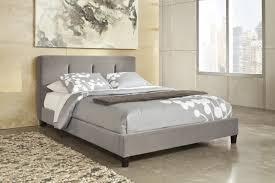grey upholstered platform bed traditional varnished pine wood bed